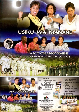 AICT Chang'ombe Vijana Choir - Usiku wa Manane - Click Image to Enlarge