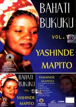 Bahati Bukuku - Yashinde Mapito Vol.1 (VCD) - Click Image to Enlarge