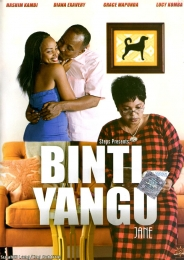 Binti Yangu - Click Image to Enlarge