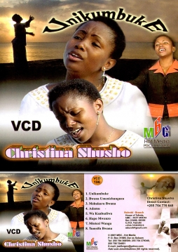 Christina Shusho - Unikumbuke - Click Image to Enlarge