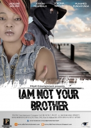 I am Not Your Brother - Click Image to Enlarge