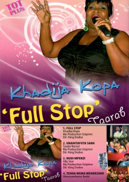 Khadija Kopa - Full Stop - Click Image to Enlarge
