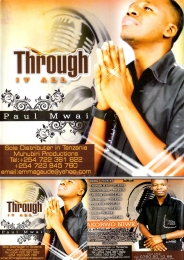 Paul Mwai - Through It All - Click Image to Enlarge