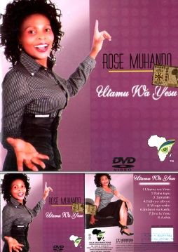 Rose Muhando - Utamu wa Yesu (DVD) - Click Image to Enlarge
