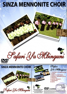 Sinza Mennonite Choir – Safari ya Mbinguni - Click Image to Enlarge
